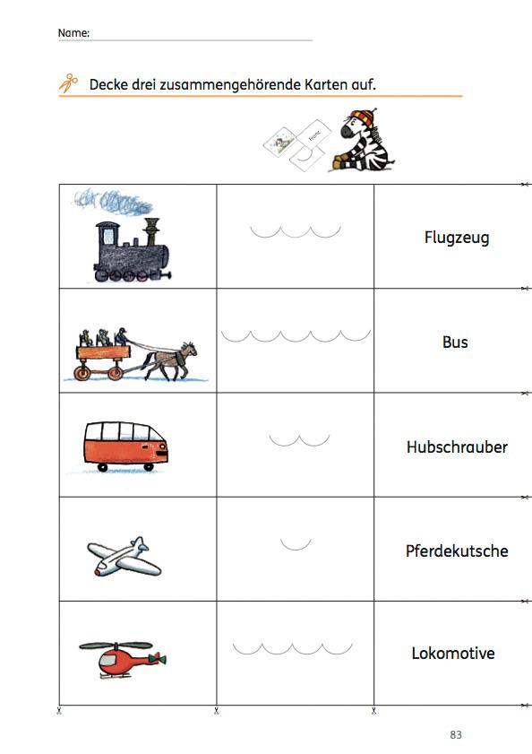 Individuelle Lernwege – Jede Silbe hat einen Königsbuchstaben ...