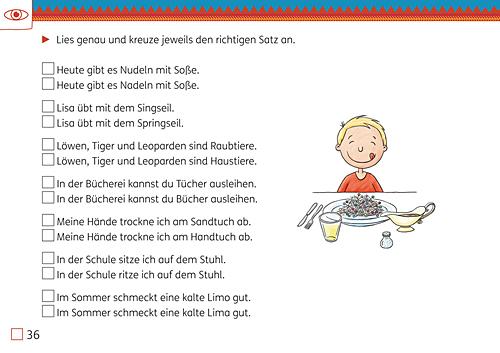Lesetexte klasse 1