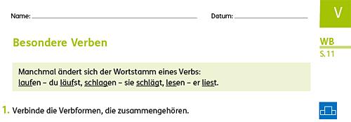 Das neue Arbeitsheft Sprache Klasse 3 - Zebrafanclub - der ...