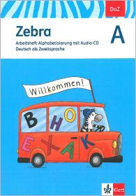 Zebra DaZ Heft A