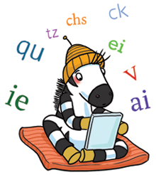 Franz schreibt Merkwörter