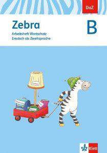 DaZ Wortschatz üben mit Zebra
