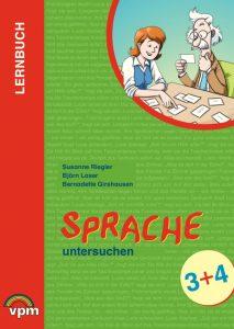 Lernbuch Sprache untersuchen 3+4