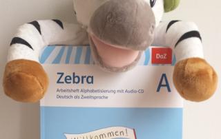Franz mit dem DaZ-Material-Heft A