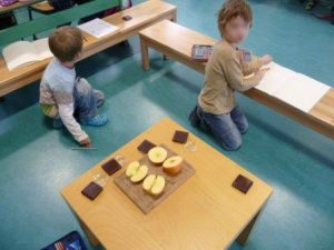 Grundschule Sachunterricht Ein Apfel Für Alle Sinne