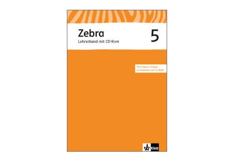 Zebra Lehrerband 5 Heft Sprache Lesen Schreiben Berlin Brandenburg