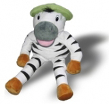 Blog-Angebot Zebra Handpuppe