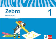 Blog-Angebot: Zebra Lesemalheft Klasse 1 Cover