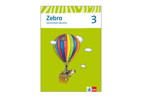 Selbstständig Arbeiten mit dem Zebra Arbeitsheft Sprache 3