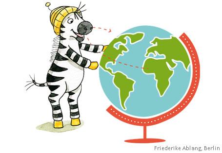 Zebra Sachbuch