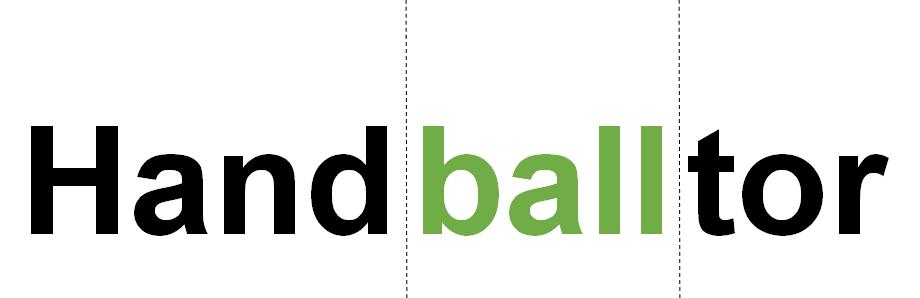 Faltwort Handballtor