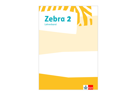Zebra 2018 Lehrerband 2 Cover