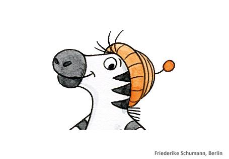 Mit Zebra zur sicheren Rechtschreibung